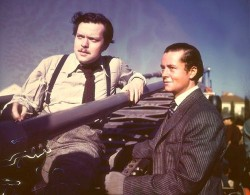 Orson Welles, Tim Holt