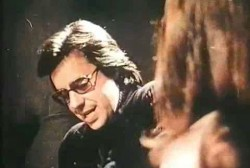 Peter Bogdanovich in The Other Side of the Wind.