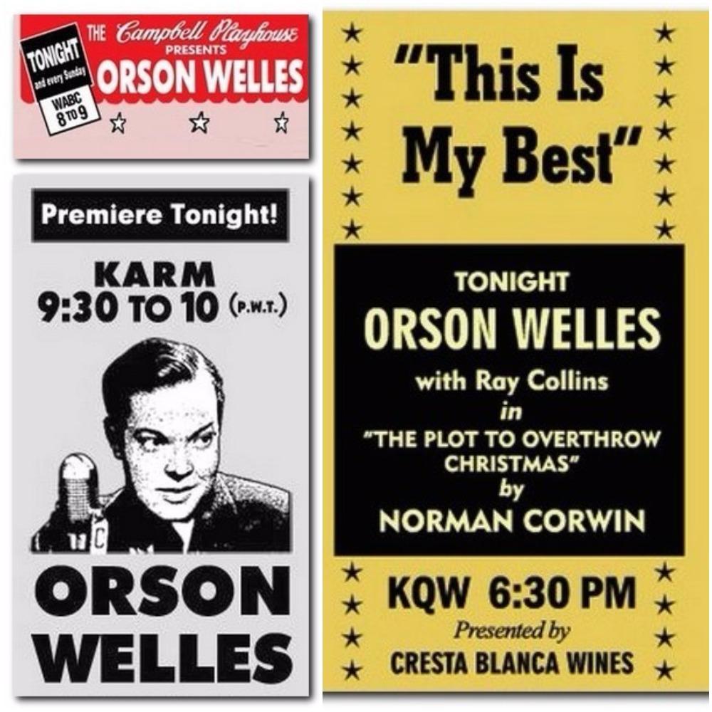 Orson Welles radio