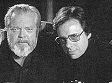 making movies with orson welles rausch andrew j mcbride joseph graver gary