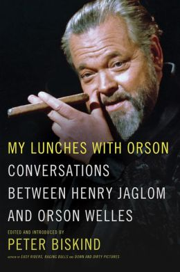 Image result for images from the book my lunches with orson